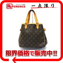 """Batignolles"" Louis Vuitton Monogram handbags M51156 ""enabled."""