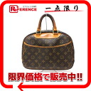 """TROUVILLE"" Louis Vuitton Monogram handbags M42228? s support."""