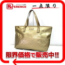 """Gucci GG imprimé Tote gold 211137 """"enabled."""""""