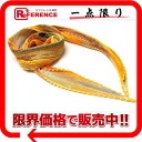 """Hermes silk scarf """"called price"""" FEUX DU CIEL (heavenly fire) Orange series brand new as well as """"support."""""""