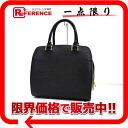 """Pont Neuf"" Louis Vuitton EPI leather handbags Noir M52052 ""enabled."""