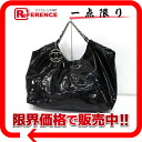 "Chanel patent leather Coco CAVAS PM chain that bags black silver metal ""support."""