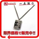 "Chanel 05 c Cambon matelasse pendant metal silver ""support."""