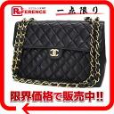 "Chanel lambskin decamatransse 30 W chain shoulder bag black ""response."""