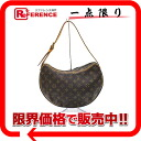 "Shoulder bag Louis Vuitton Monogram ""Croissant MM"" M51512 ""enabled."""