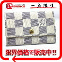 "Louis Vuitton damieazur ""multicore 6"" 6 key holder N61745 beauty products ""enabled."""