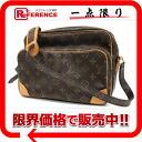 """Shoulder bag Louis Vuitton Monogram """"Nile"""" M45244 """"enabled."""""""