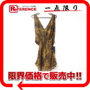 "Unused UNIF Leopard print dress XS Brown ""response."""