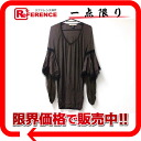"""By design lace tunic size 40 Brown beauty products """"enabled."""""""