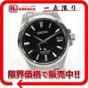 "Seiko Grand Seiko spring drive power reserve mens watch automatic SS black letter Edition sbga927 9r65-9ag1 ""enabled."""
