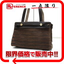 "Hermes airbag Cabas PM tote bag vibrato Brown of gold bracket H engraved ""response."""