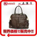 "Louis Vuitton Damier ""Trevi GM"" 2-WAY handbag N51998? s support."""