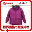 """Colombia women's Hooded Jacket M purple / blue """"response."""""""