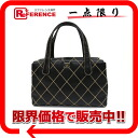 "Chanel calfskin wilds tech handbag black ""response."""