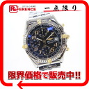 Breitling chronomat Bicol men's watches SS/YG automatic winding B13050.1? s support.""