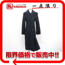 """Emporio Armani ladies long coat black 38 beauty products """"enabled."""""""