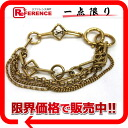 "Louis Vuitton ""bracelet Chaîne Vegas"" chain bracelet gold M65362 ""enabled."""