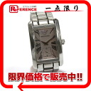 "Emporio Armani square design men's watch quartz SS AR-0176 ""enabled."""