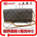"Louis Vuitton Monogram shoulder bag ""-Pochette twin GM"" M51852 ""enabled."""