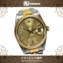 """Rolex Datejust Mens Watches SS×YG automatic 16233 S-Combi """"response."""""""