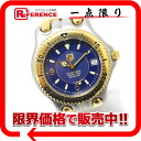 "Tag Heuer SEL chronometer 200 m men's watches SS×GP automatic winding blue letter Board WG5121 ""enabled."""