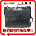 "Chanel lambskin chain shoulder tort bag black ""response."""
