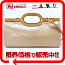 "2-WAY handbag of Louis Vuitton Monogram Verni ""Roxbury drive"" Noisette M91372 beauty products ""enabled."""