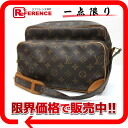 "Used LOUIS VUITTON Louis Vuitton Monogram ""Nile"" shoulder bag M45244"