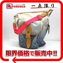 LOUIS VUITTON Louis Vuitton Monogram Denim Sunburst PM 2WAY shoulder bag M93184