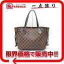 LOUIS VUITTON Louis Vuitton Damier neverfull PM tote bag even N51109 used KK's
