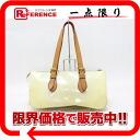 """LOUIS VUITTON Louis Vuitton Monogram Vernis """"Rosewood Avenue"""" shoulder bag Perle M93508 pre KK"""