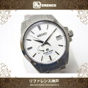 SEIKO Seiko Grand Seiko spring drive power reserve mens watch automatic SS white-board 9R65-0AG1 used