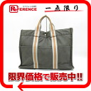 HERMES Hermes Ginza limited thereto Tote MM grey used