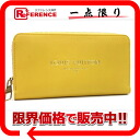 "LOUIS VUITTON Louis Vuitton 2009 limited women's collection Paname zip around wallet ""zippy wallet"" as well as Jaune (yellow) M58042 new used"