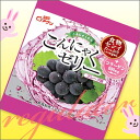 Konnyaku jelly grape flavor 6 pieces