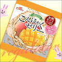 Konnyaku jelly mango flavor 12 pieces