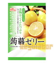 Konnyaku jelly grape fruit taste 12 pieces