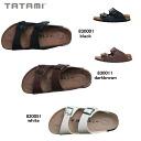 □ TATAMI Elbe by BIRKENSTOCK mens sandal 830001 / 830011 / 830051