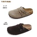 ビルケンシュトック TATAMI タタミ □ TATAMI Rhein suede - BIRKENSTOCK - men clog sandals 850151/850161