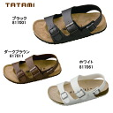 □ TATAMI Themse by BIRKENSTOCK mens sandal 817001 / 817011 / 817061