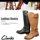 좋아진 Clarks 롱 부츠 [322F] MARA VALE GTX 가죽 여성 롱 부츠 ladies boots ●