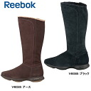 リーボックイージートーンレディースブーツスニーカートゥデア Reebok Womens EasyTone Too Dare Lady's suede cloth long boots shape up shoes sneakers diet shoes shoes ladies sneaker ●