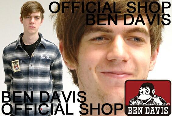 BEN DAVIS �٥�ǥ�������