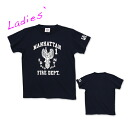 FDNY RS1 T-shirt [Lady's] (999-2184): RESCUE SQUAD [レスキュースクワッド]