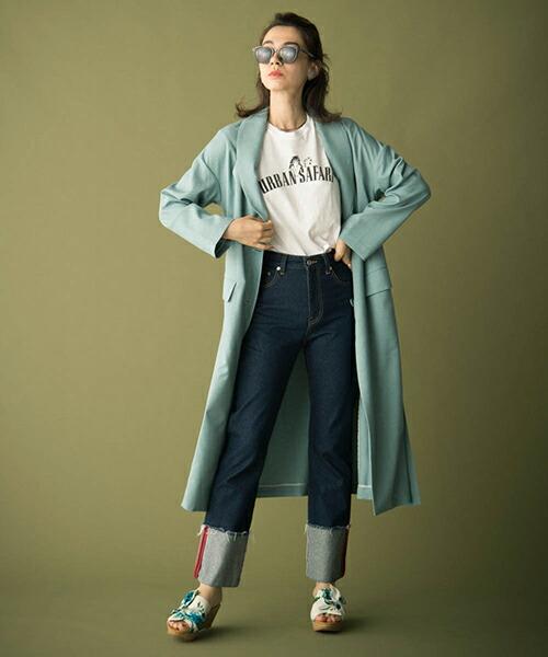 【Laymee(レイミー)】LY18SP-JKT03-Noco coat-ノココート