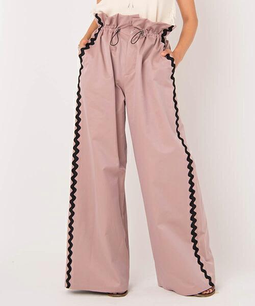【Laymee(レイミー)】LY18SP-P03-Vista pants-ビスタパンツ