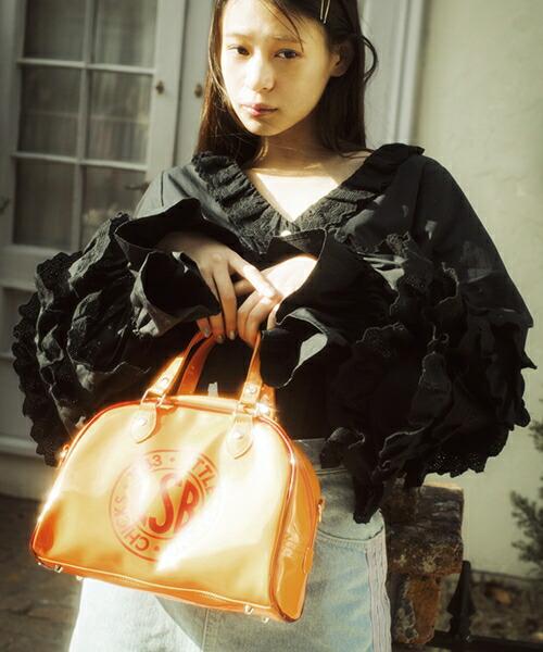 【Little sunny bite(リトルサニーバイト)】LSB symbolic bag  バッグ(LSB-LG-151J)