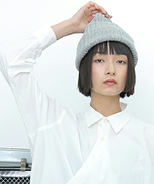 【STORAMA(ストラマ)】SIMPLE WATCH CAP キャップ(STRM-18U)