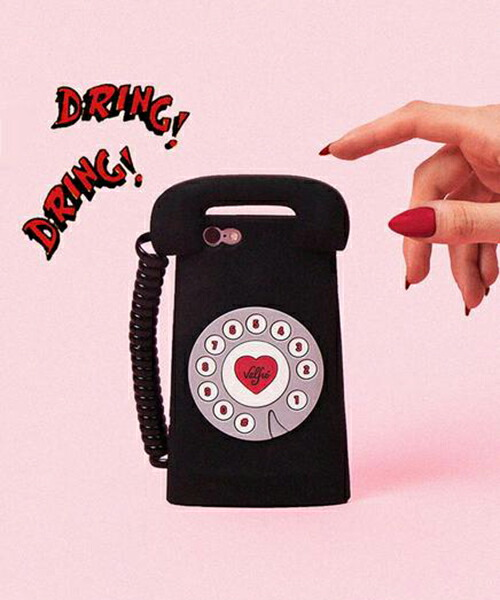 【Valfre(ヴァルフェー)】TELE iphoneケース