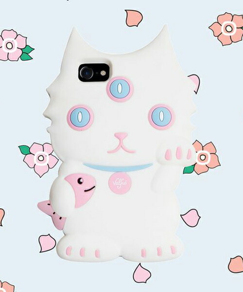 【Valfre(ヴァルフェー)】LUCKY BLANCO iphoneケース